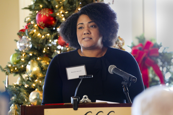 Non-traditional female students honored at luncheon
