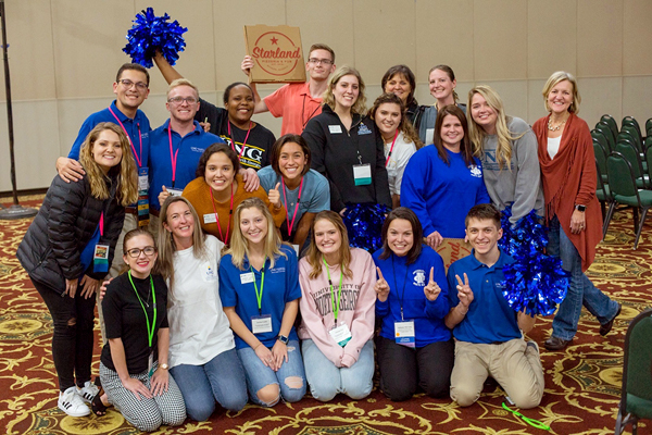 Nursing students honored at state convention