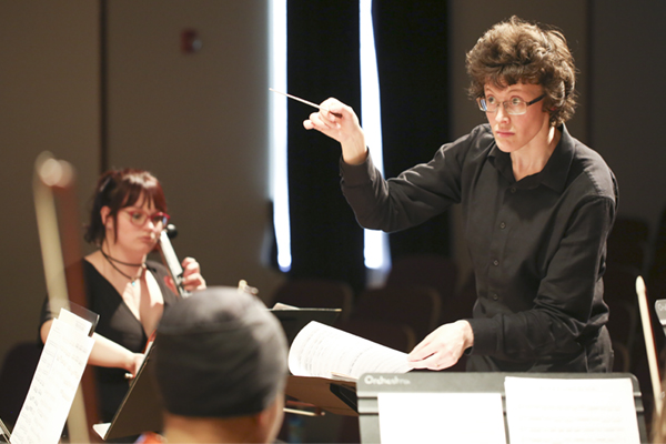 Music students and professionals in the spotlight this spring