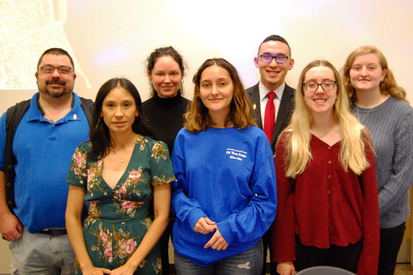 30 students join international honor society