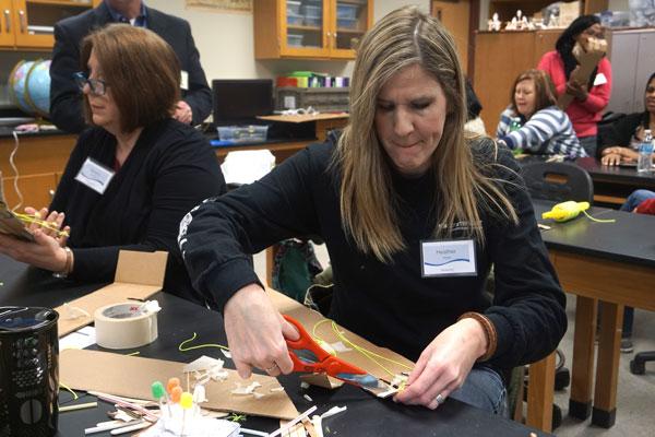 E.L.I.P.S.E. conference to spark science educators' interest