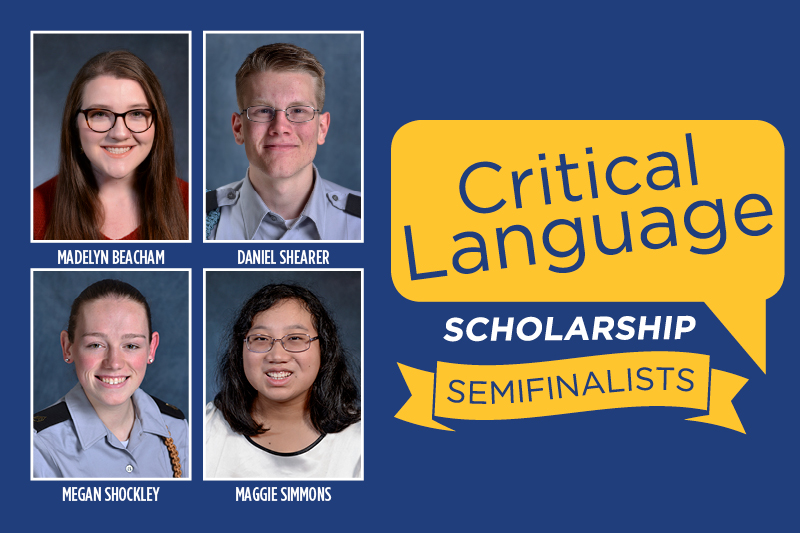 Four students named CLS semifinalists