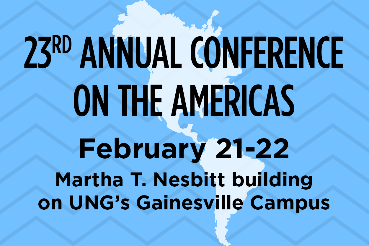 Conference on the Americas comes to UNG