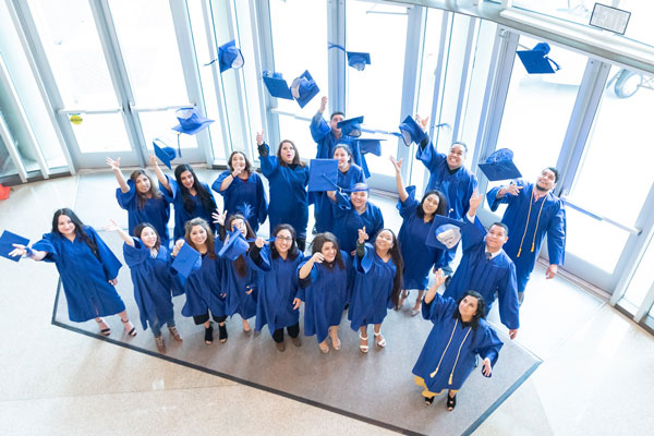 Record 19 graduate from High School Equivalency Program