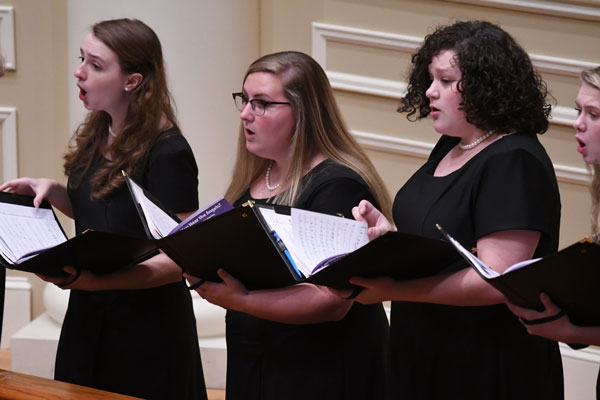 Le Belle Voci to perform at state convention