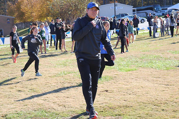 UNG cross country and track and field coach Tom Williams announced his retirement March 17.