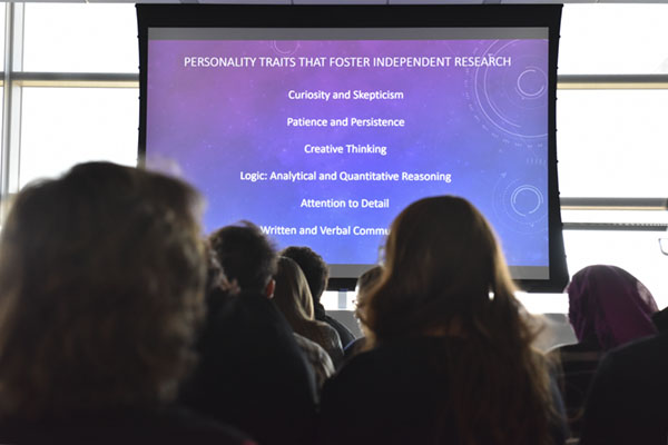 Annual Research Conference goes digital