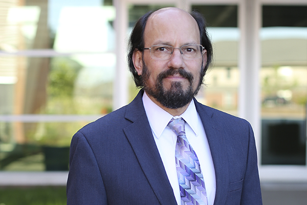 John Leyba named dean of the College of Science and Mathematics