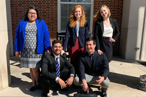 UNG debate and speech teams take top honors at state tournament
