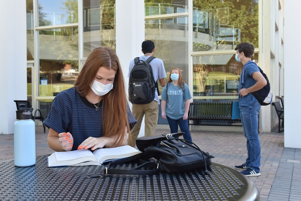 UNG students will notice multiple changes on campus to promote health and safety during the COVID-19 pandemic.