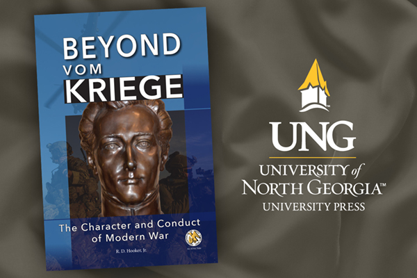First book of UNG Press partnership with AUSA set for July 21 release