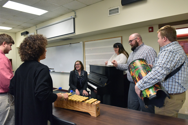 New Bachelor of Music degree to launch in fall 2020