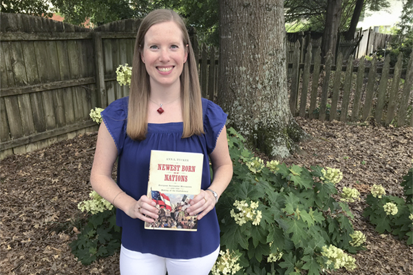 History assistant professor publishes her new book