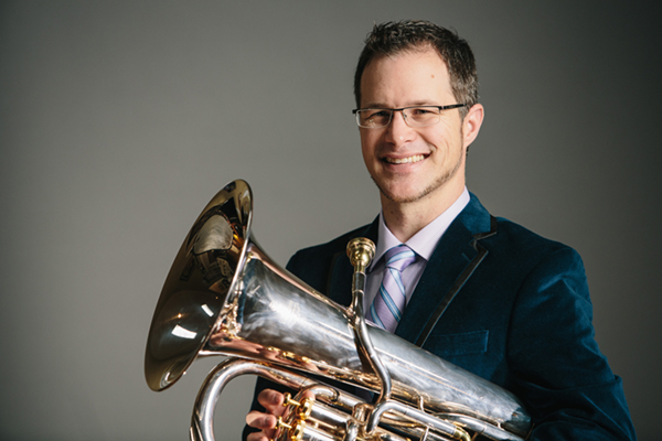Adam Frey to write euphonium textbook
