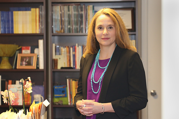 College of Education Dean Sheri Hardee selected for Impact Academy fellowship