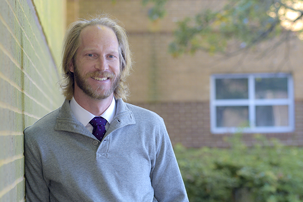 AAC&U highlights research by English associate professor and students