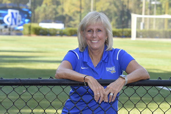 After two decades at the University of North Georgia (UNG), including more than a decade as director of athletics, Lindsay Reeves announced her retirement effective Dec. 31.