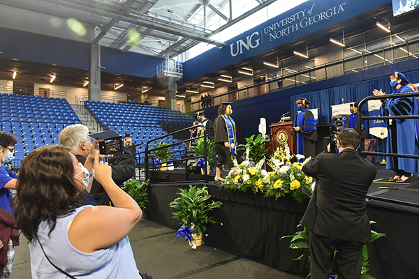 Fall commencement experience set for Dec. 5-6