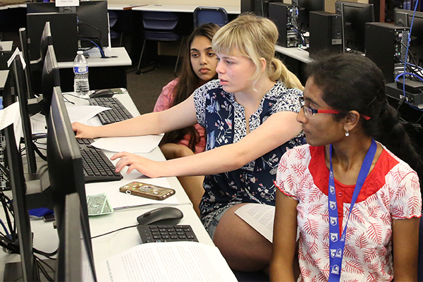 Academies to train high school students and teachers in cybersecurity