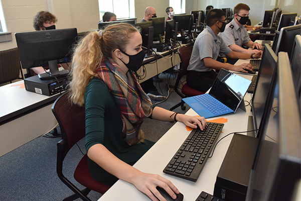 UNG wins NSA Codebreaker Challenge for second year in a row