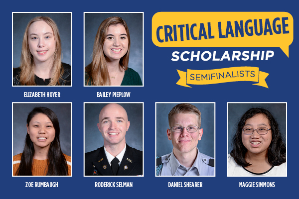 Six students selected as CLS semifinalists