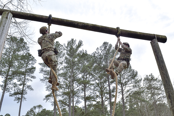 Ranger Challenge team to compete at Sandhurst April 16-17