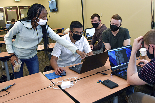 Team of 25 places sixth in NSA Cyber Exercise