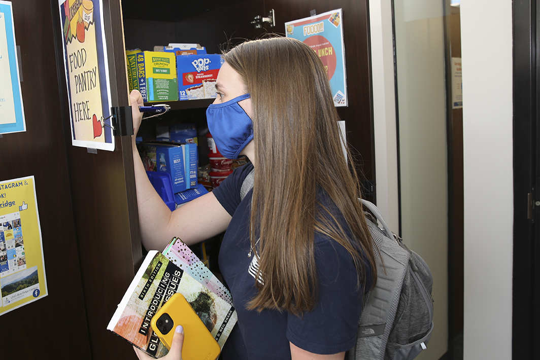 Blue Ridge Campus students can get 'Lunch in a Crunch'