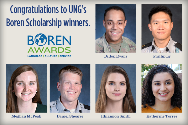 Six students win coveted Boren scholarships