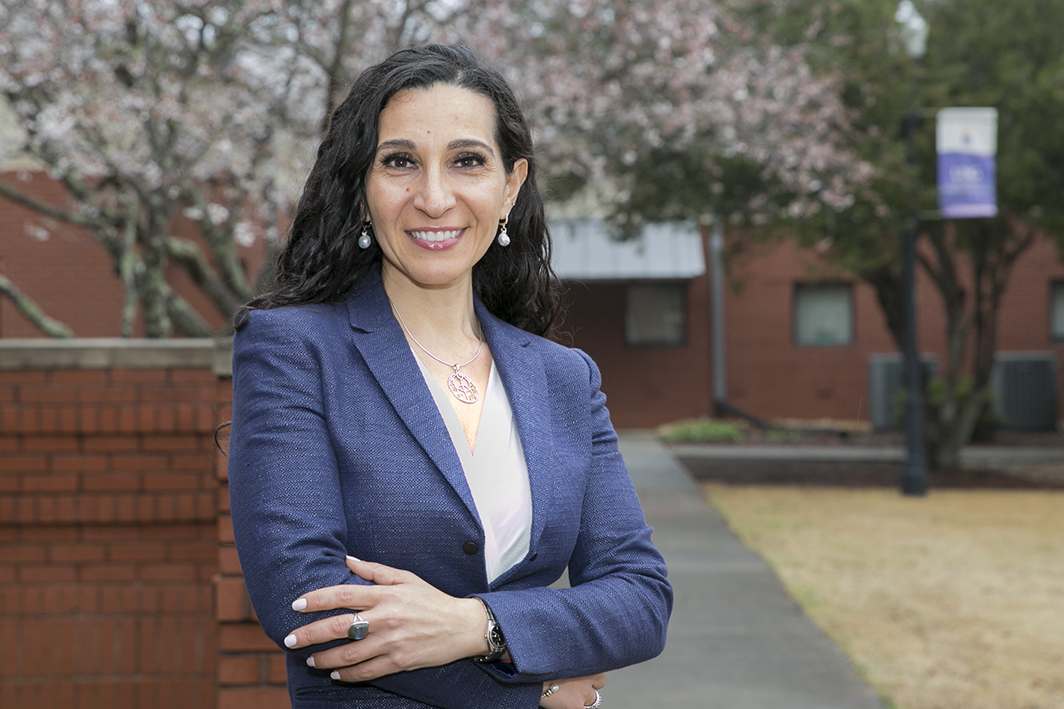 Assistant professor of Spanish elected as GAWHE president