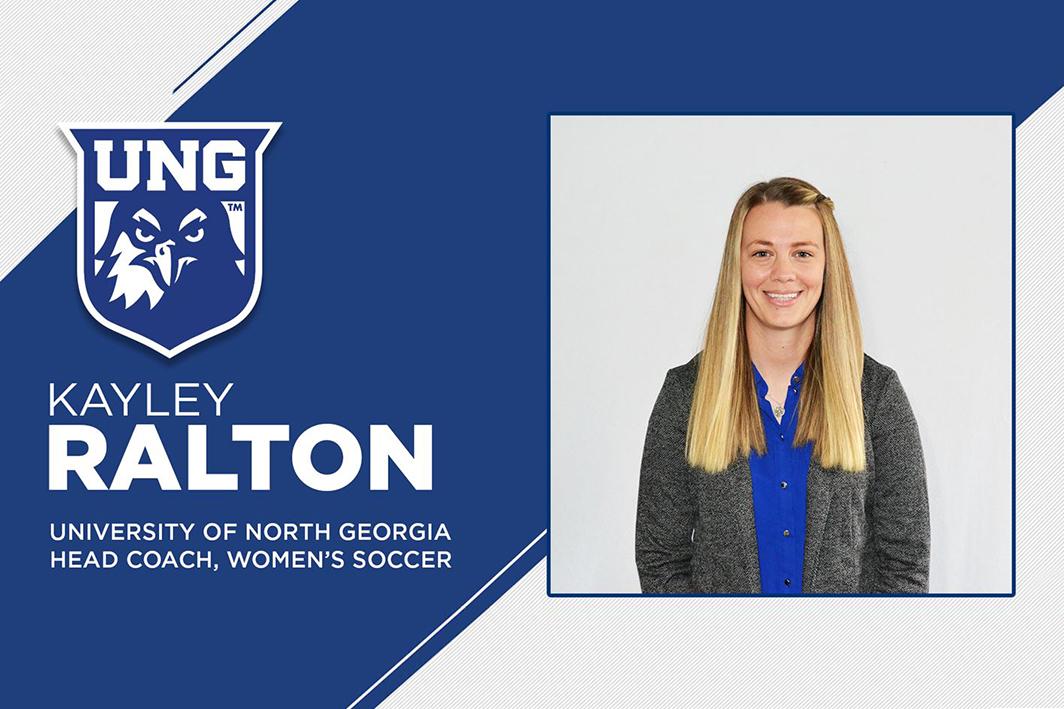 Ralton named women's soccer head coach