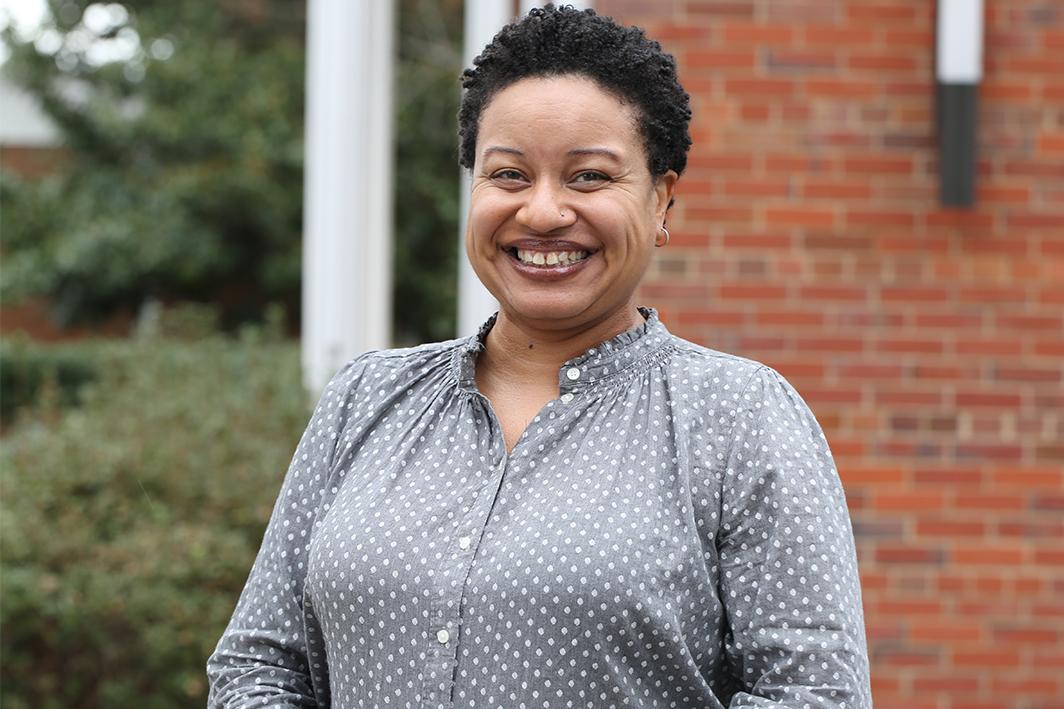 Assistant dean's diversity efforts recognized