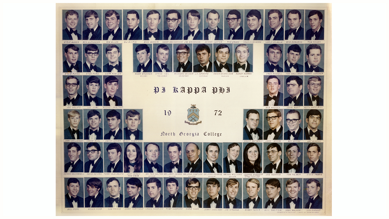 Pi Kappa Phi fraternity celebrates 50 years
