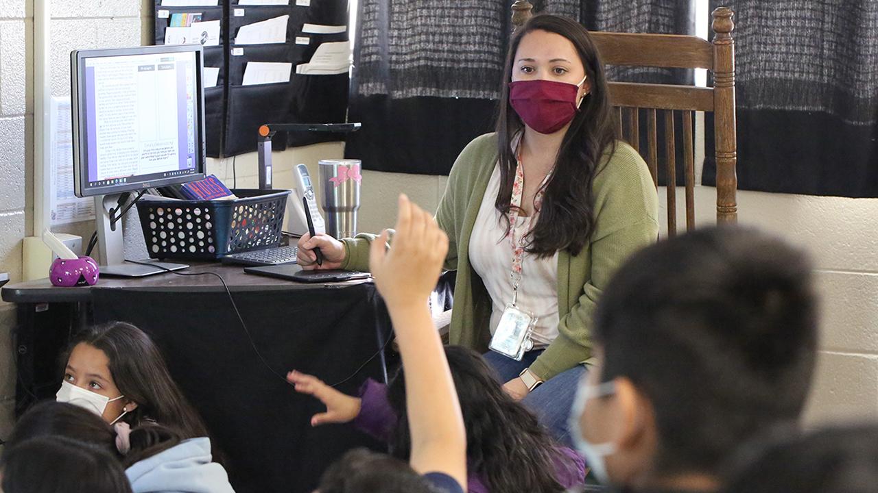 Education degree program earns literacy honor