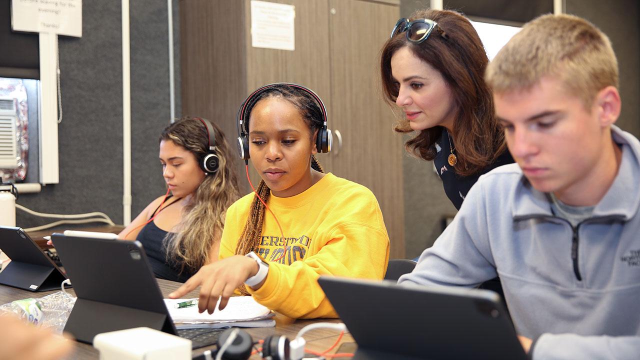 Language institutes  back in person