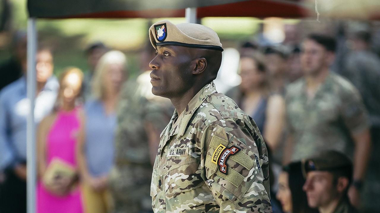 Alumnus takes charge of Ranger battalion