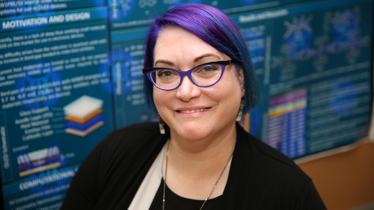 Tomlinson gains third NSF grant for research