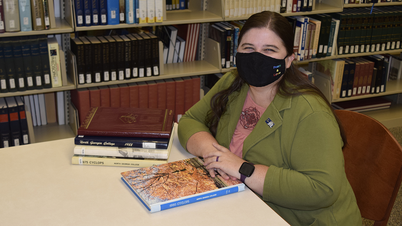 State library grant to fund digitizing Cyclops yearbooks