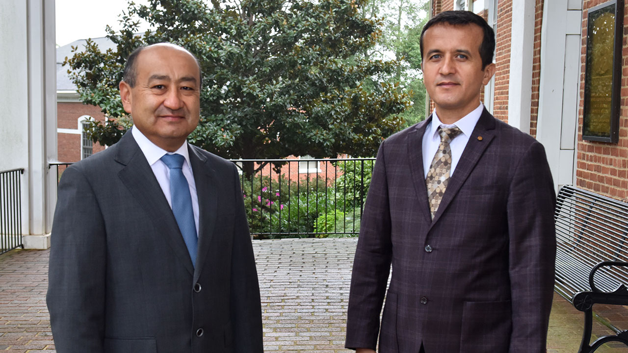 Uzbek faculty gain and share insights