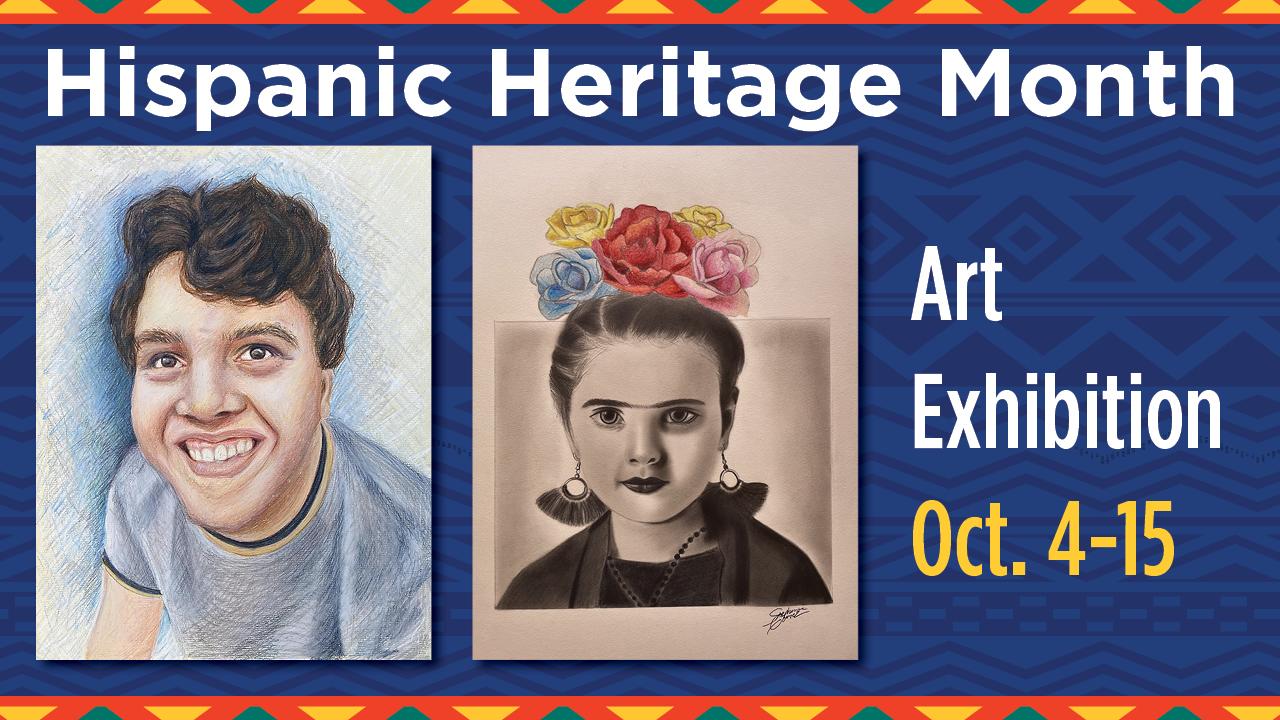 Student art exhibition to honor Hispanic culture