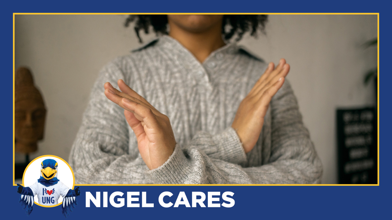 Nigel Cares: When  to say 'no'