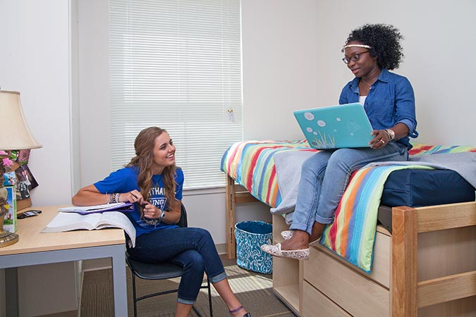The Commons Residence Life Ung