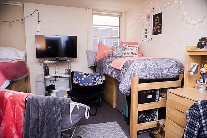 Lewis Hall Residence Hall Ung