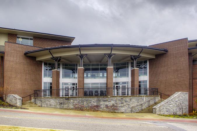 North Georgia building
