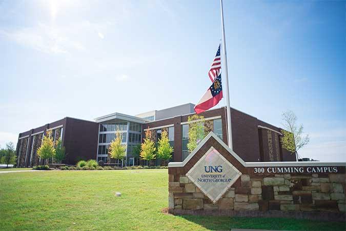 UNG Cumming campus