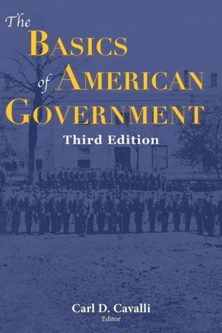 The Basics of American Government book cover