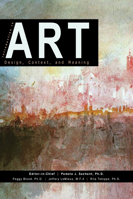 Cover art for introduction to art