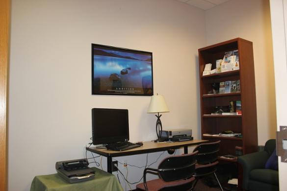 MRC Quiet Study Room