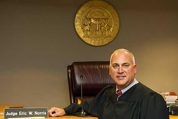 Judge Eric Norris